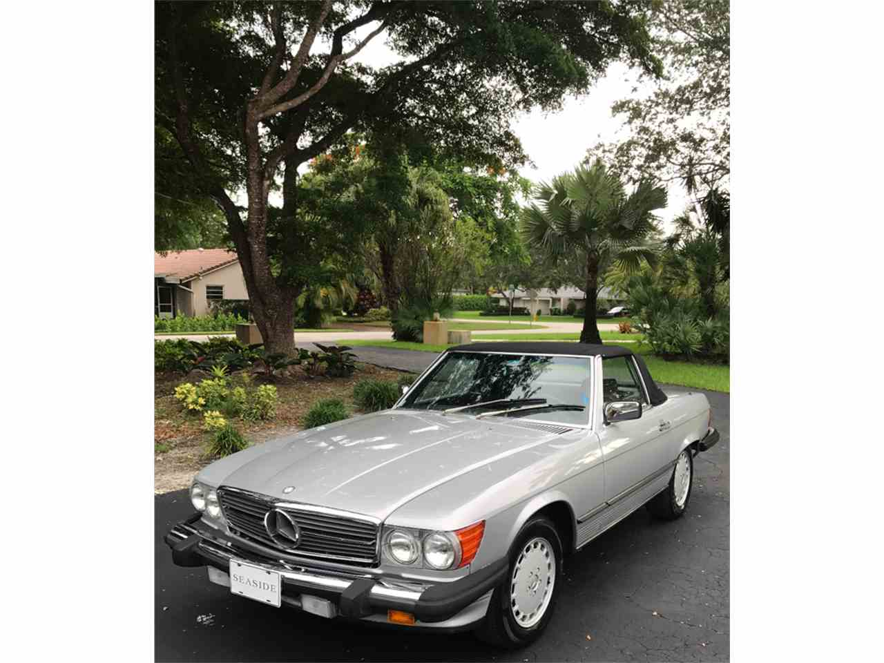 Large Picture of '88 560SL - LMUN