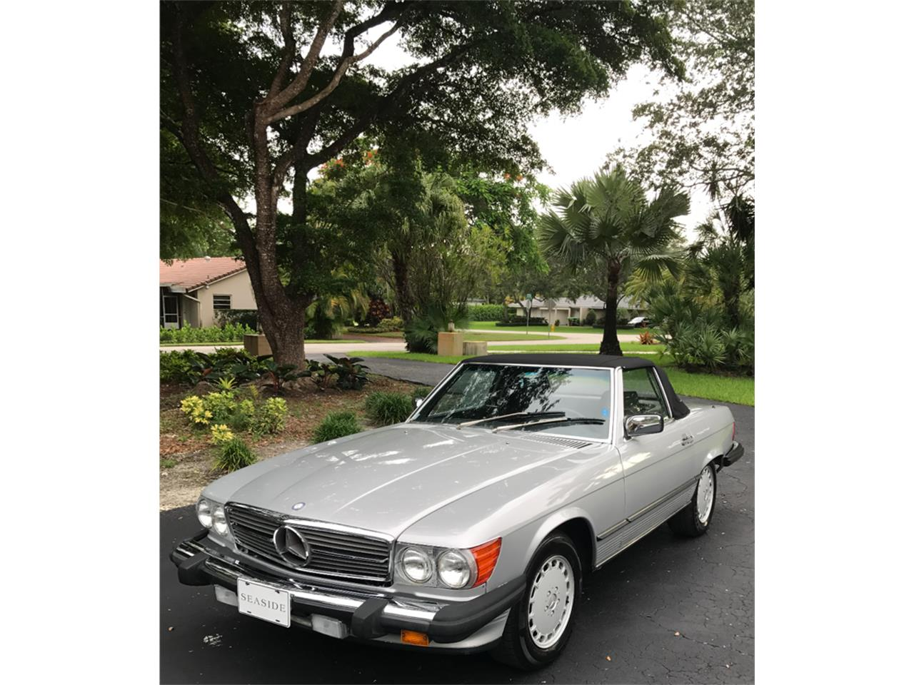Large Picture of 1988 560SL located in Florida Offered by a Private Seller - LMUN