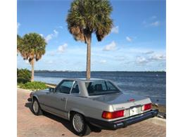 Picture of 1988 Mercedes-Benz 560SL located in Miami Florida - $35,000.00 - LMUN