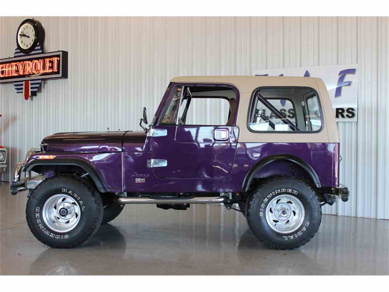 Large Picture of '80 CJ - LGBW