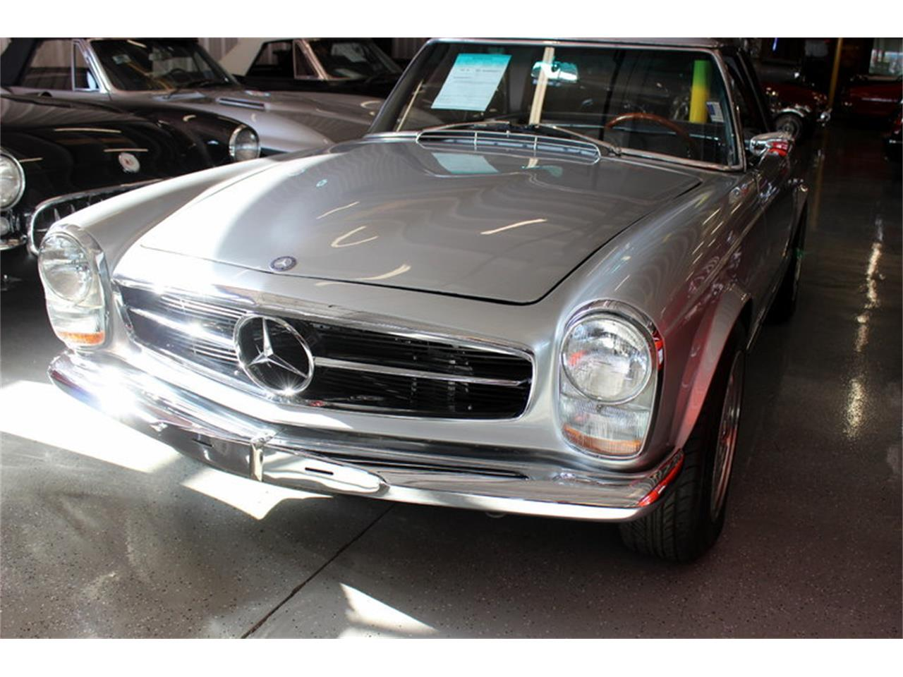 Large Picture of '66 230SL located in Fort Worth Texas Offered by Triple F Automotive - LGBX