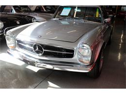 Picture of Classic 1966 Mercedes-Benz 230SL Offered by Triple F Automotive - LGBX