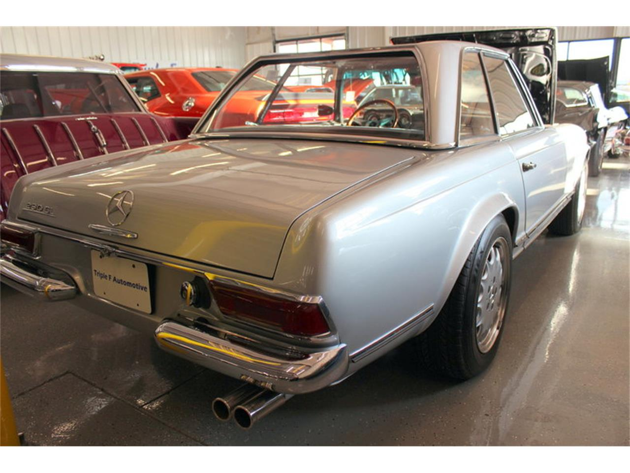 Large Picture of 1966 230SL located in Fort Worth Texas Offered by Triple F Automotive - LGBX