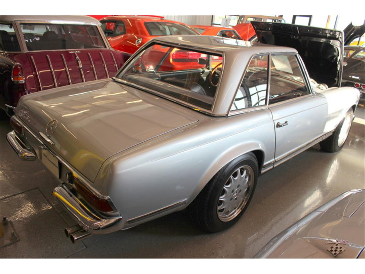 Large Picture of Classic 1966 Mercedes-Benz 230SL Offered by Triple F Automotive - LGBX