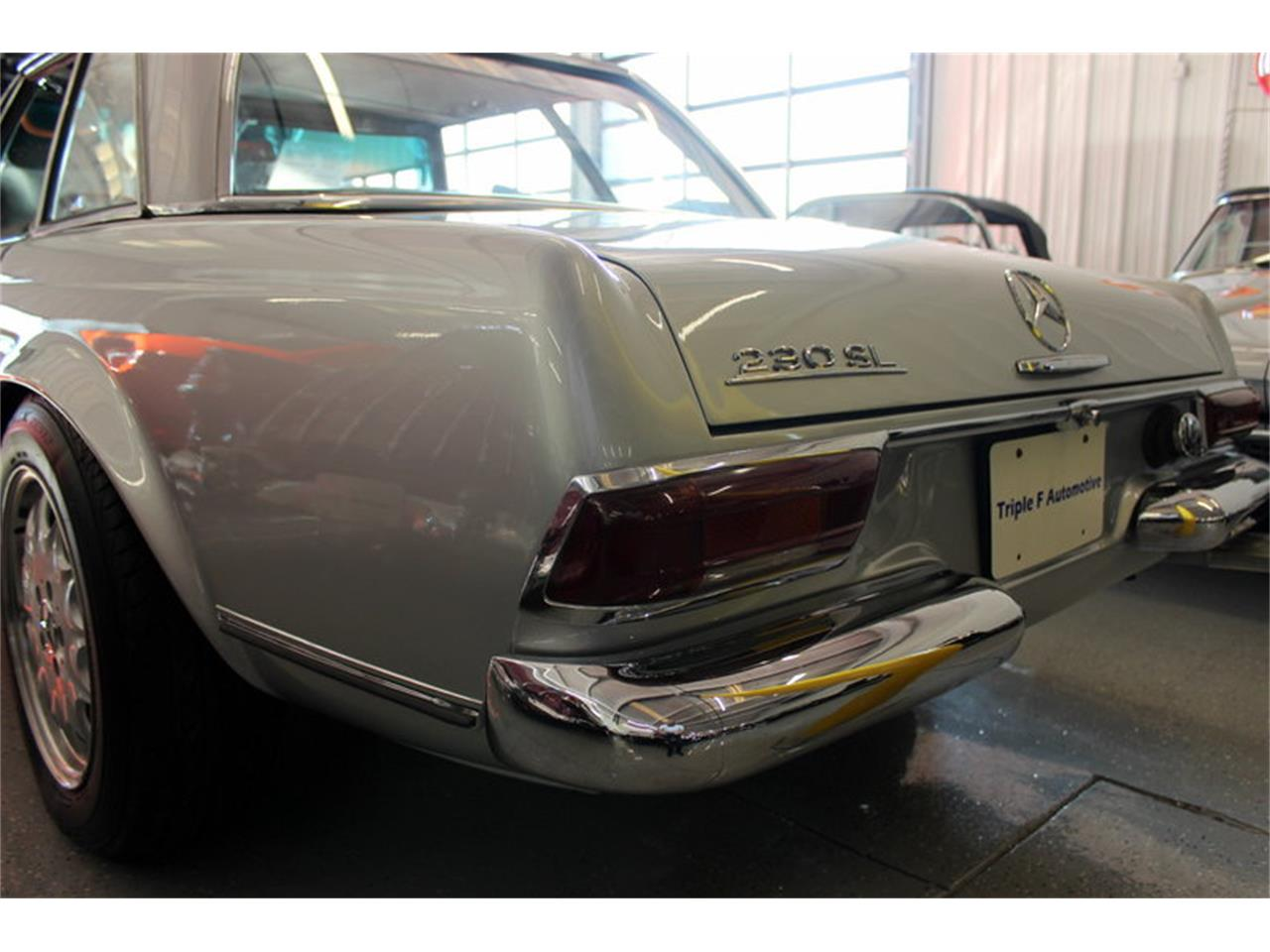 Large Picture of Classic 1966 230SL located in Texas - LGBX