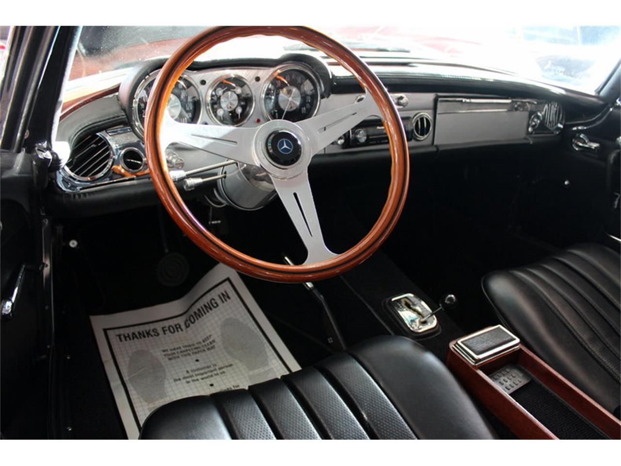 Large Picture of 1966 Mercedes-Benz 230SL located in Fort Worth Texas - $79,995.00 - LGBX
