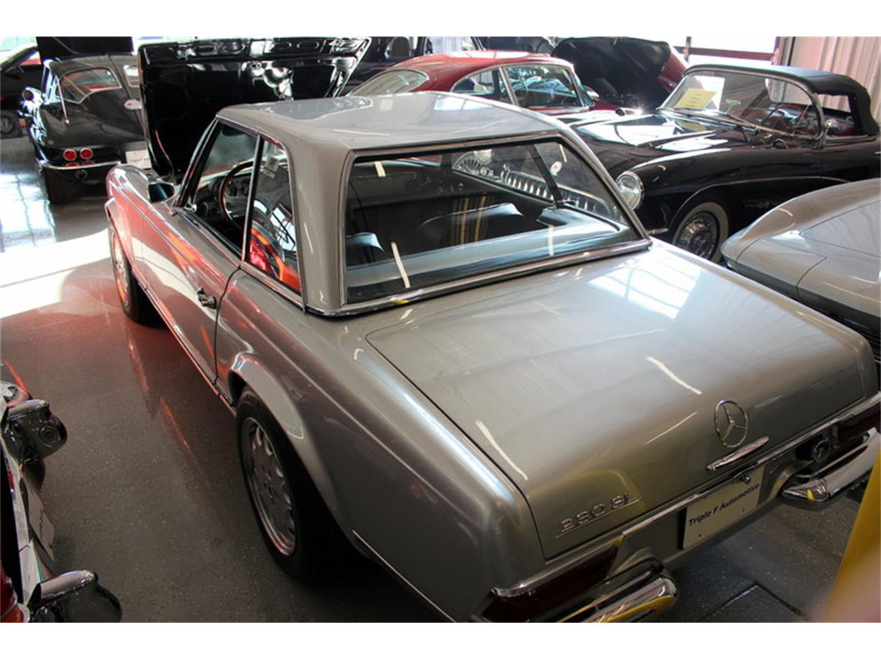 Large Picture of 1966 230SL - $79,995.00 Offered by Triple F Automotive - LGBX