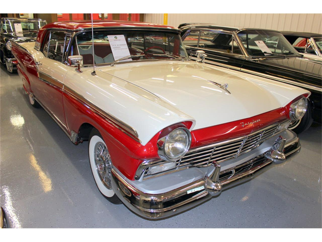 Large Picture of Classic 1957 Ford Fairlane - $74,995.00 Offered by Triple F Automotive - LGC1