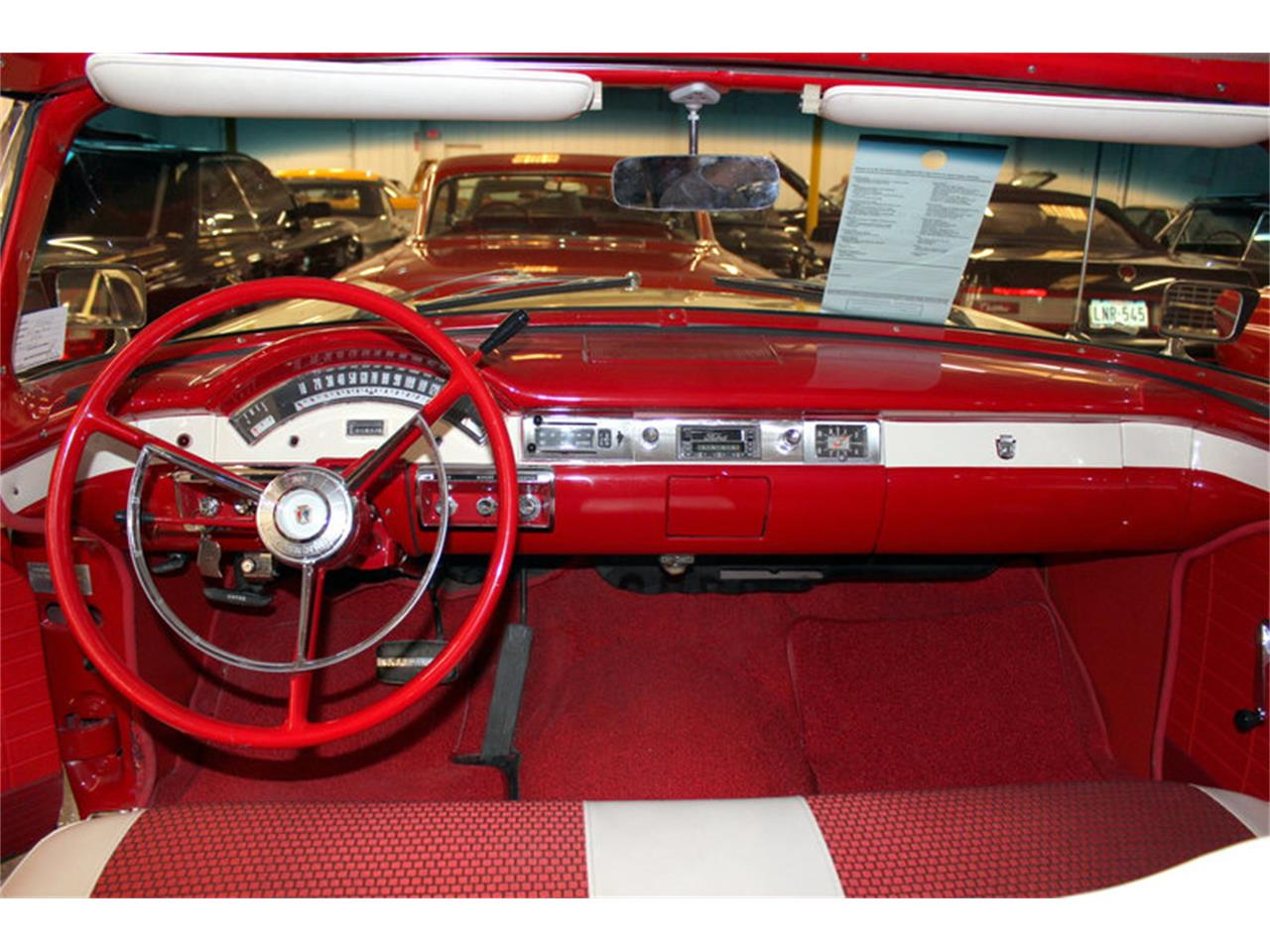 Large Picture of 1957 Ford Fairlane located in Fort Worth Texas - LGC1