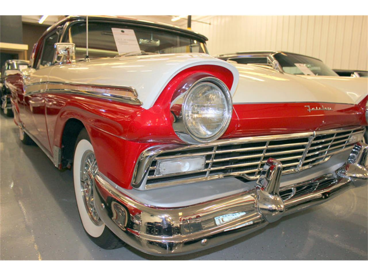 Large Picture of Classic '57 Ford Fairlane located in Texas Offered by Triple F Automotive - LGC1