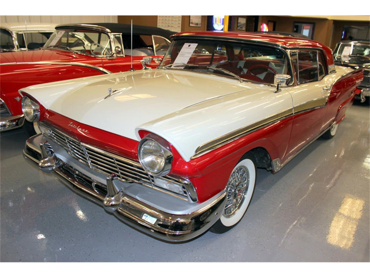 Large Picture of Classic 1957 Fairlane located in Fort Worth Texas Offered by Triple F Automotive - LGC1