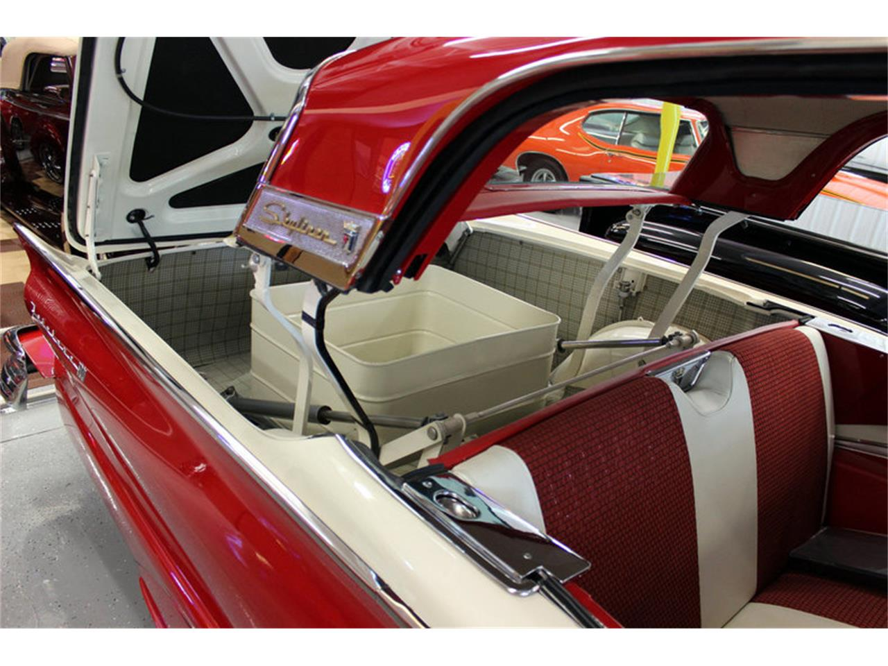 Large Picture of Classic '57 Fairlane located in Fort Worth Texas - $74,995.00 Offered by Triple F Automotive - LGC1