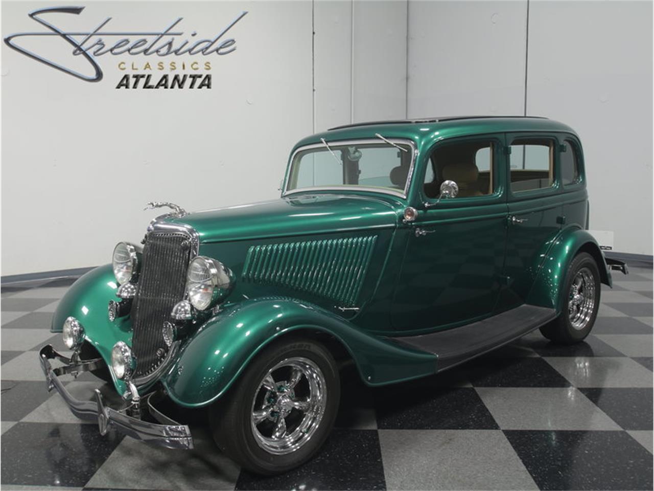 For Sale: 1934 Ford Sedan Restomod in Lithia Springs, Georgia