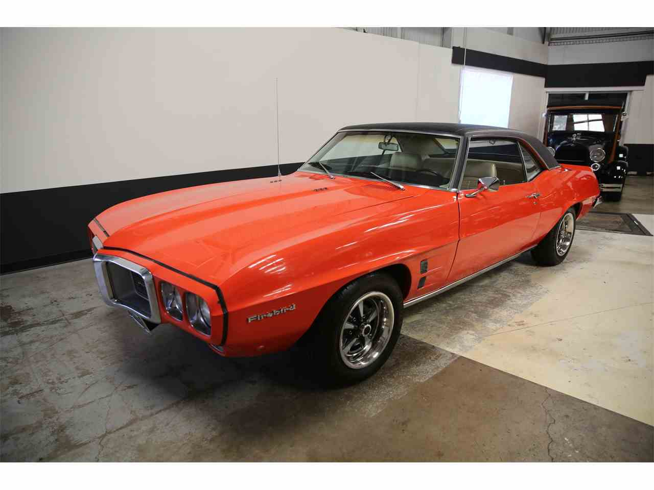 Large Picture of '69 Pontiac Firebird located in California Offered by Specialty Sales Classics - LGC5