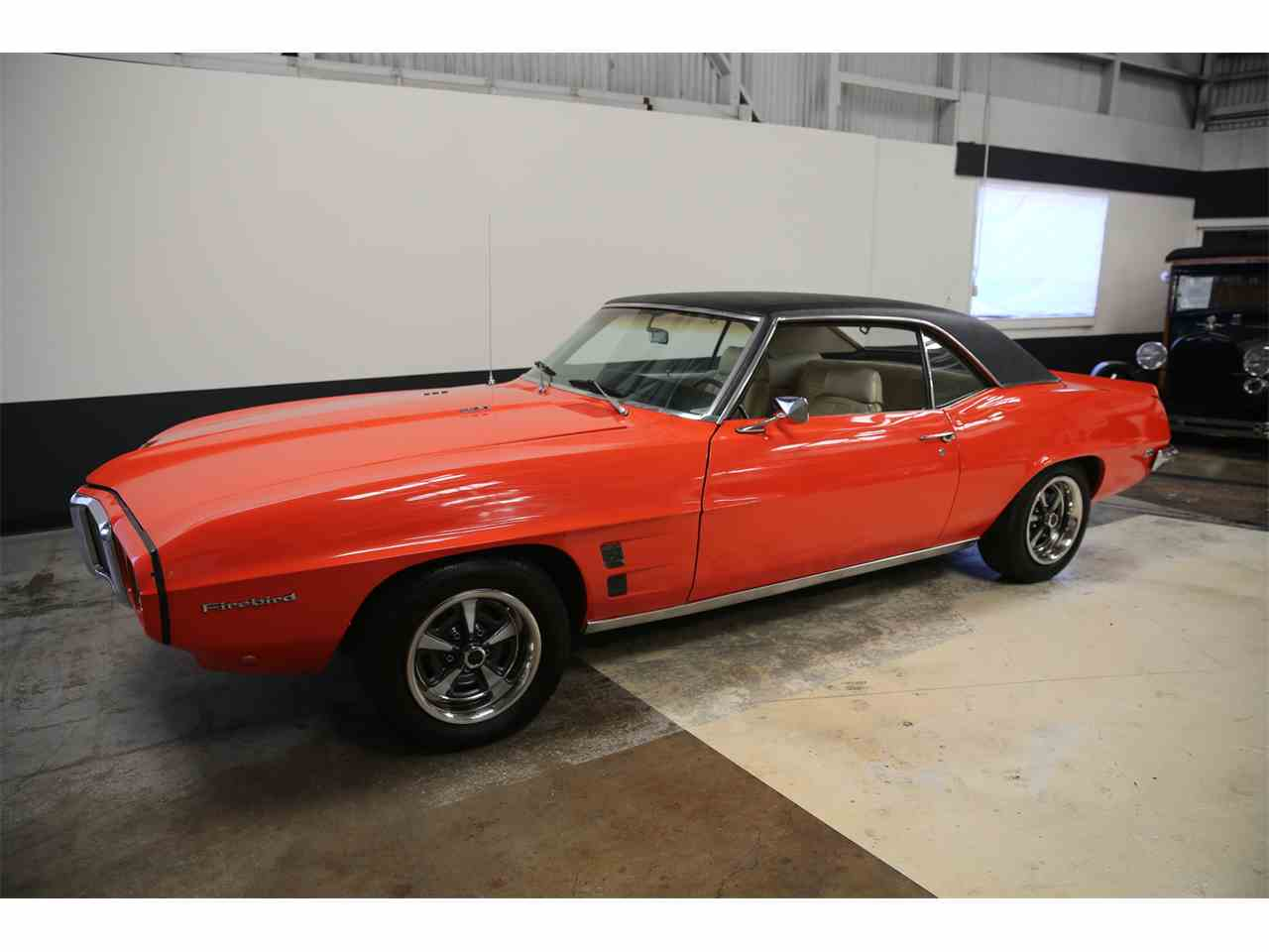 Large Picture of Classic '69 Pontiac Firebird located in Fairfield California Offered by Specialty Sales Classics - LGC5
