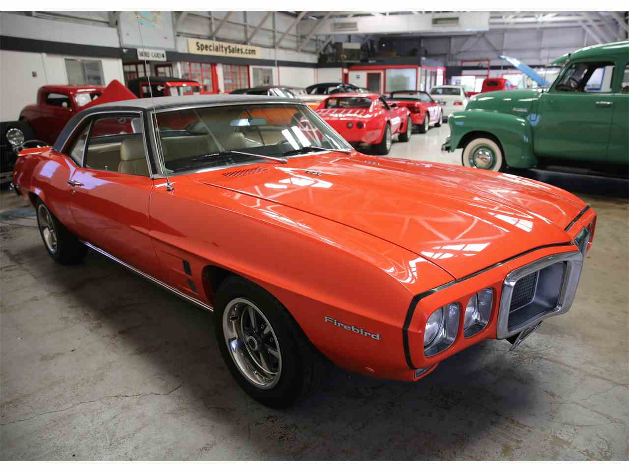 Large Picture of Classic 1969 Pontiac Firebird - $22,490.00 Offered by Specialty Sales Classics - LGC5