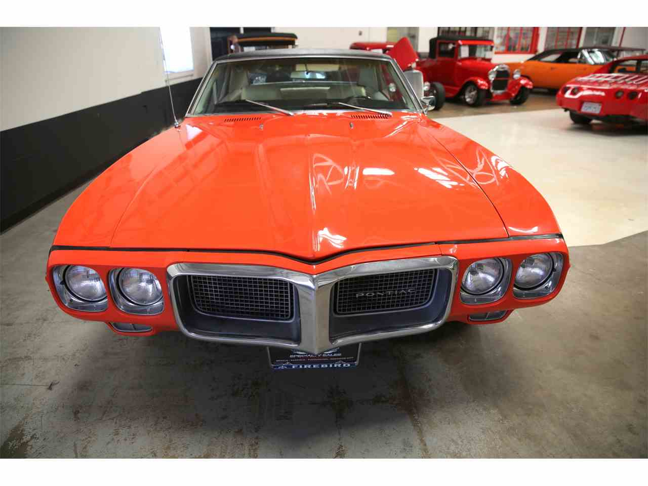 Large Picture of Classic 1969 Firebird located in California - $22,490.00 - LGC5