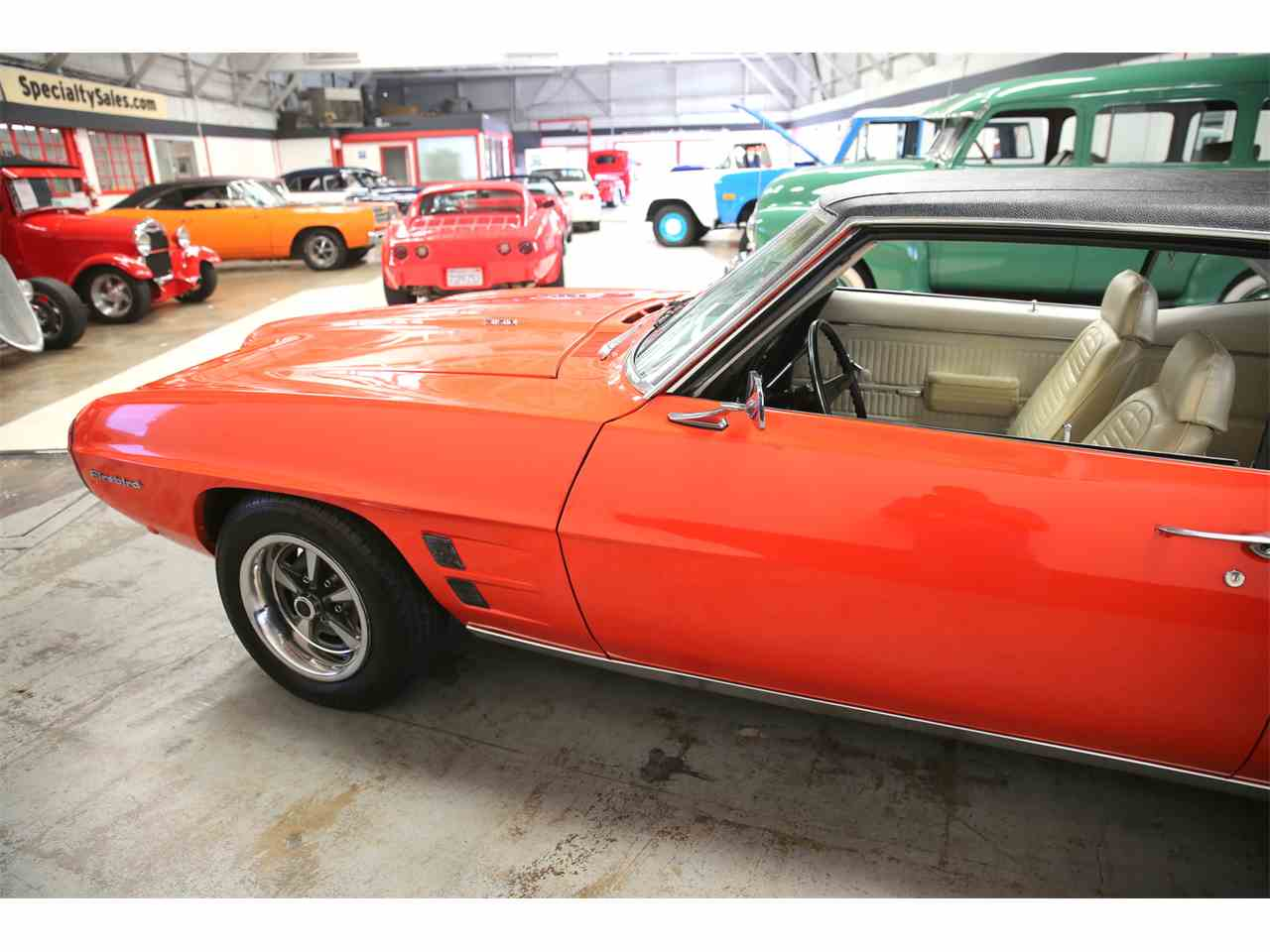 Large Picture of Classic '69 Firebird located in Fairfield California - $22,490.00 - LGC5