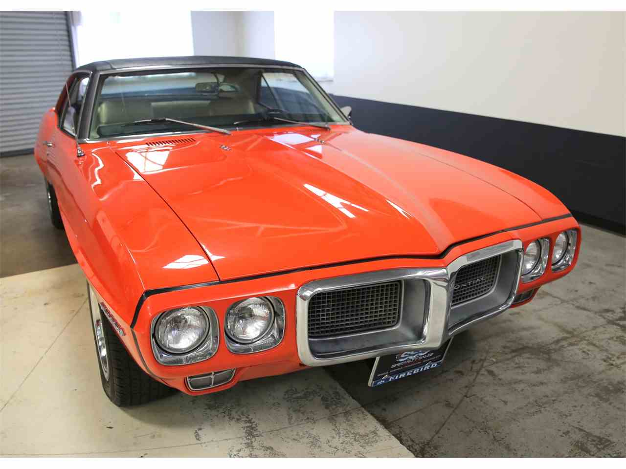 Large Picture of Classic 1969 Firebird located in California - LGC5