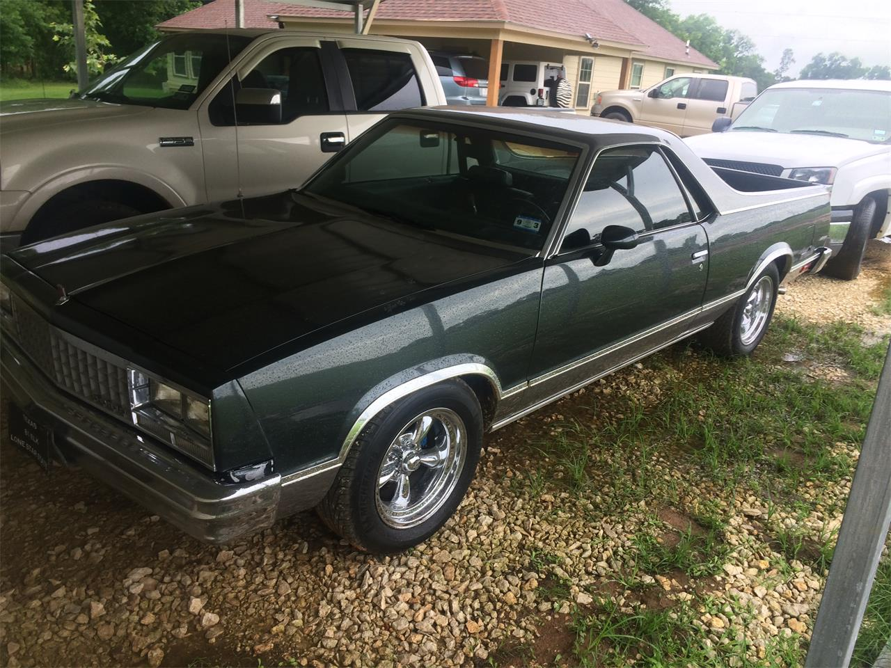 Large Picture of '81 El Camino - LFOF