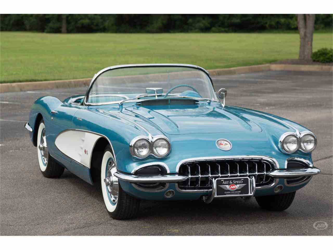 1959 Chevrolet Corvette for Sale | ClicCars.com | CC-1009500