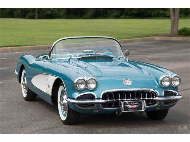 Picture of '59 Corvette - LMXO
