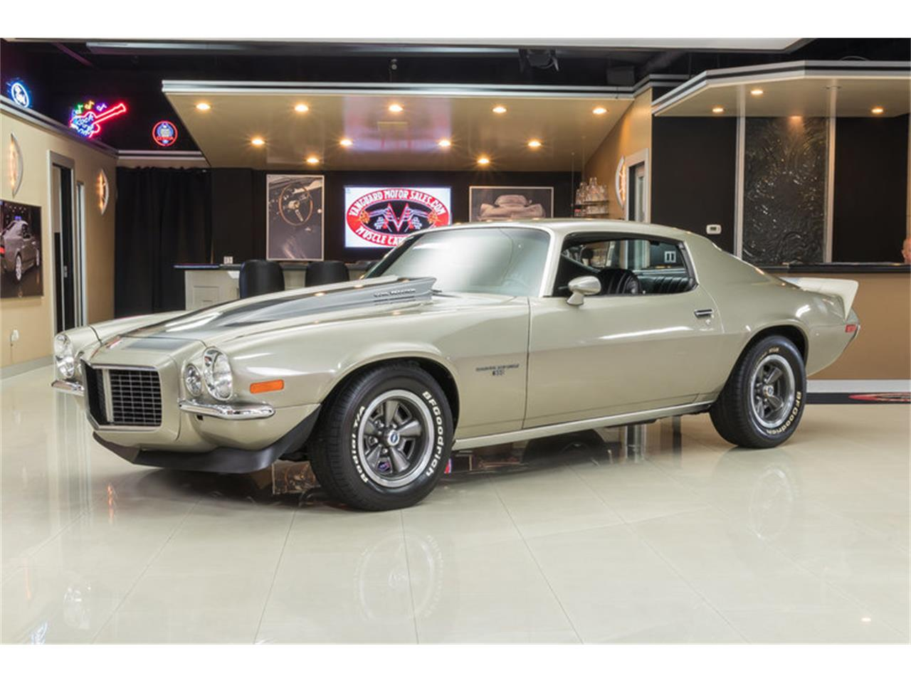 Large Picture of Classic 1973 Chevrolet Camaro RS located in Michigan Offered by Vanguard Motor Sales - LMXP