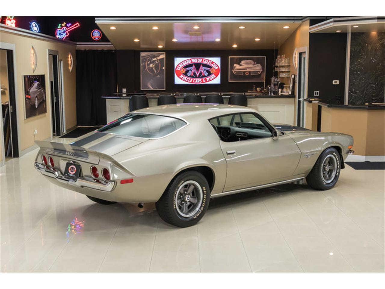 Large Picture of 1973 Chevrolet Camaro RS located in Michigan - $52,900.00 Offered by Vanguard Motor Sales - LMXP