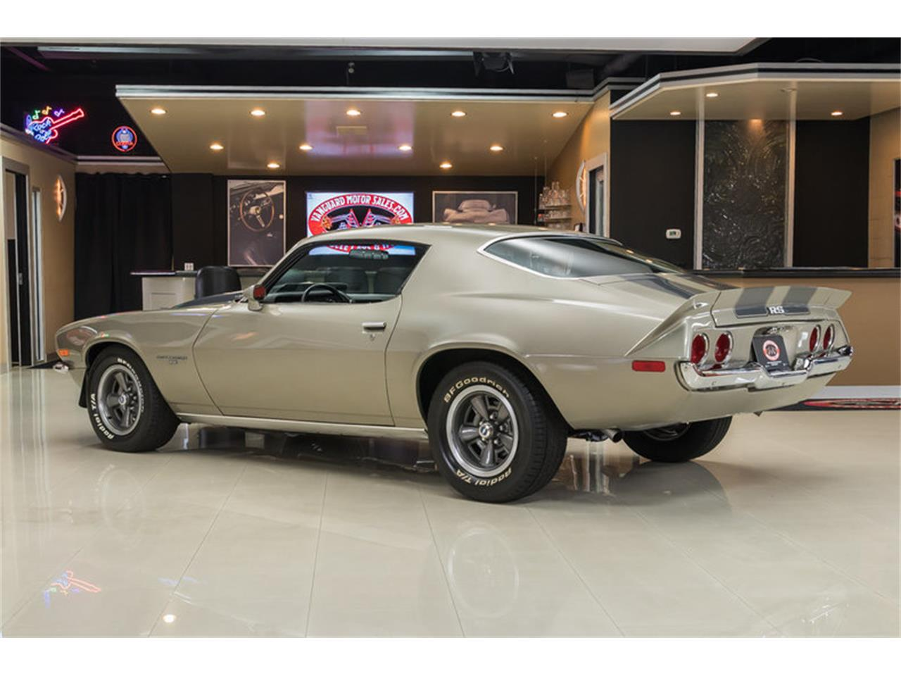 Large Picture of Classic 1973 Camaro RS located in Plymouth Michigan Offered by Vanguard Motor Sales - LMXP