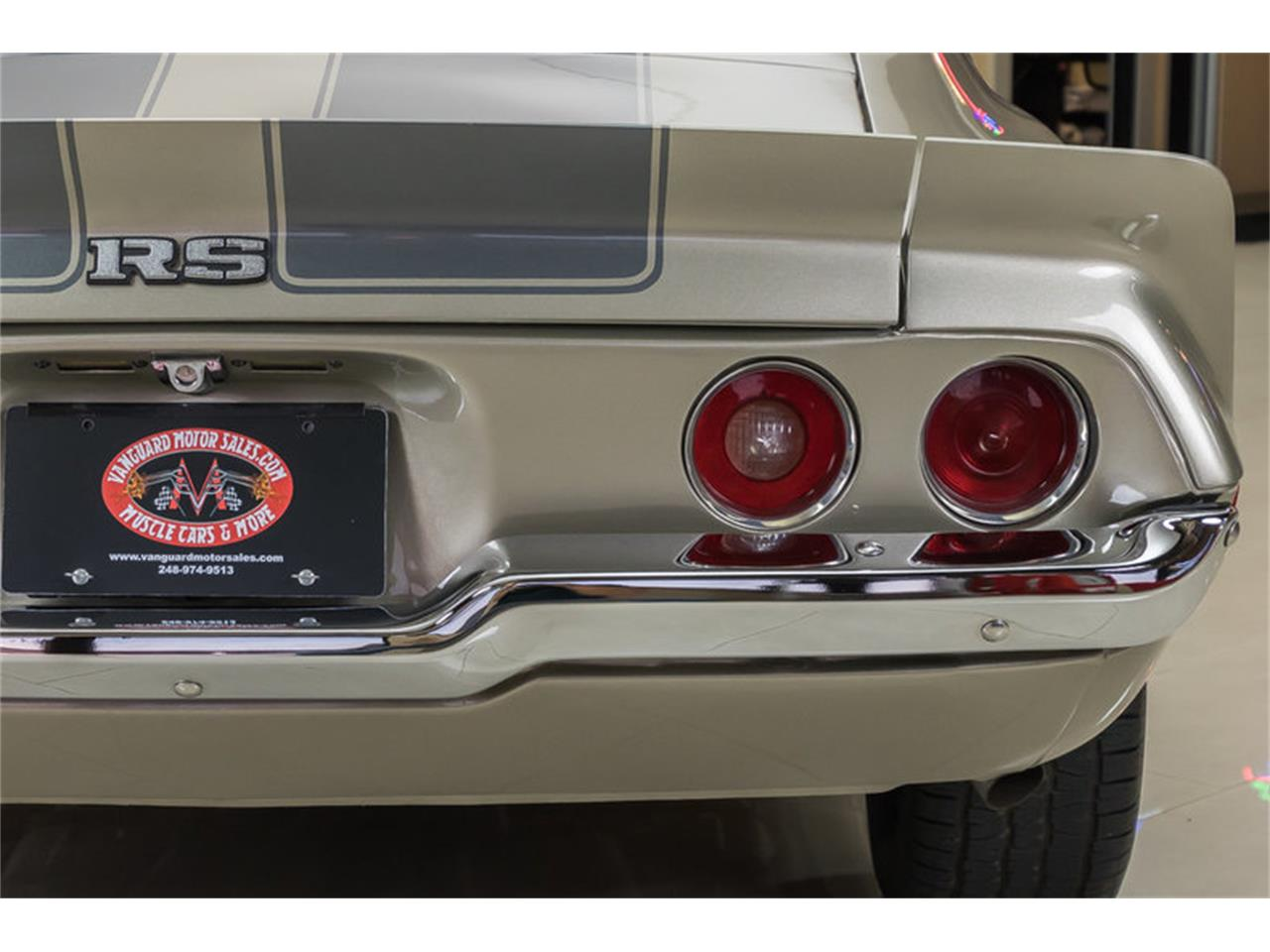 Large Picture of '73 Camaro RS - $52,900.00 Offered by Vanguard Motor Sales - LMXP