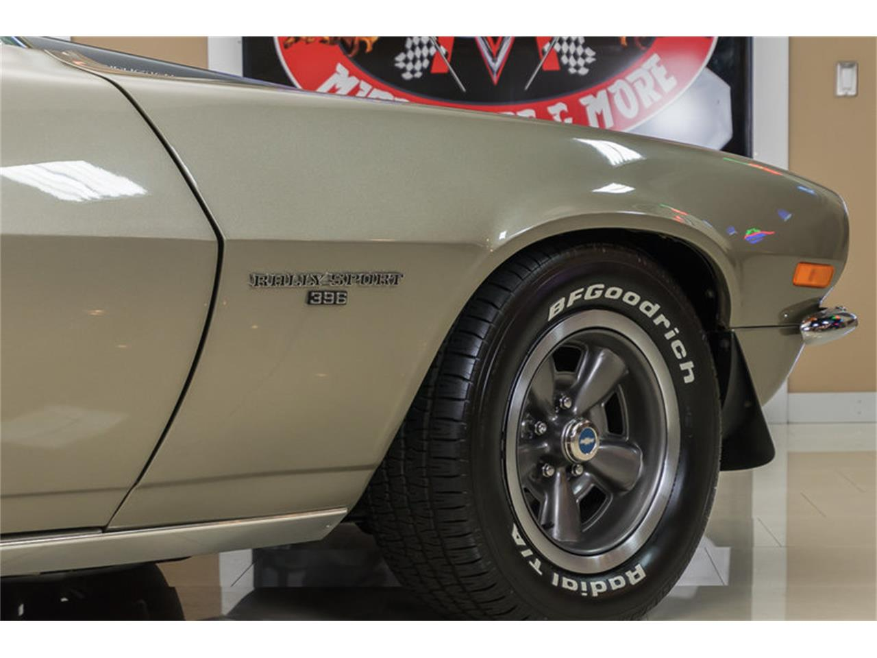 Large Picture of '73 Camaro RS Offered by Vanguard Motor Sales - LMXP