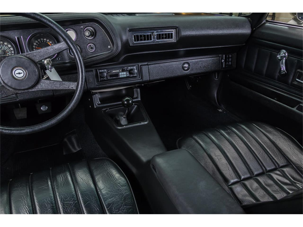 Large Picture of '73 Chevrolet Camaro RS located in Michigan Offered by Vanguard Motor Sales - LMXP