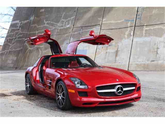 Picture of 2012 SLS AMG located in Astoria New York Offered by  - LMYA