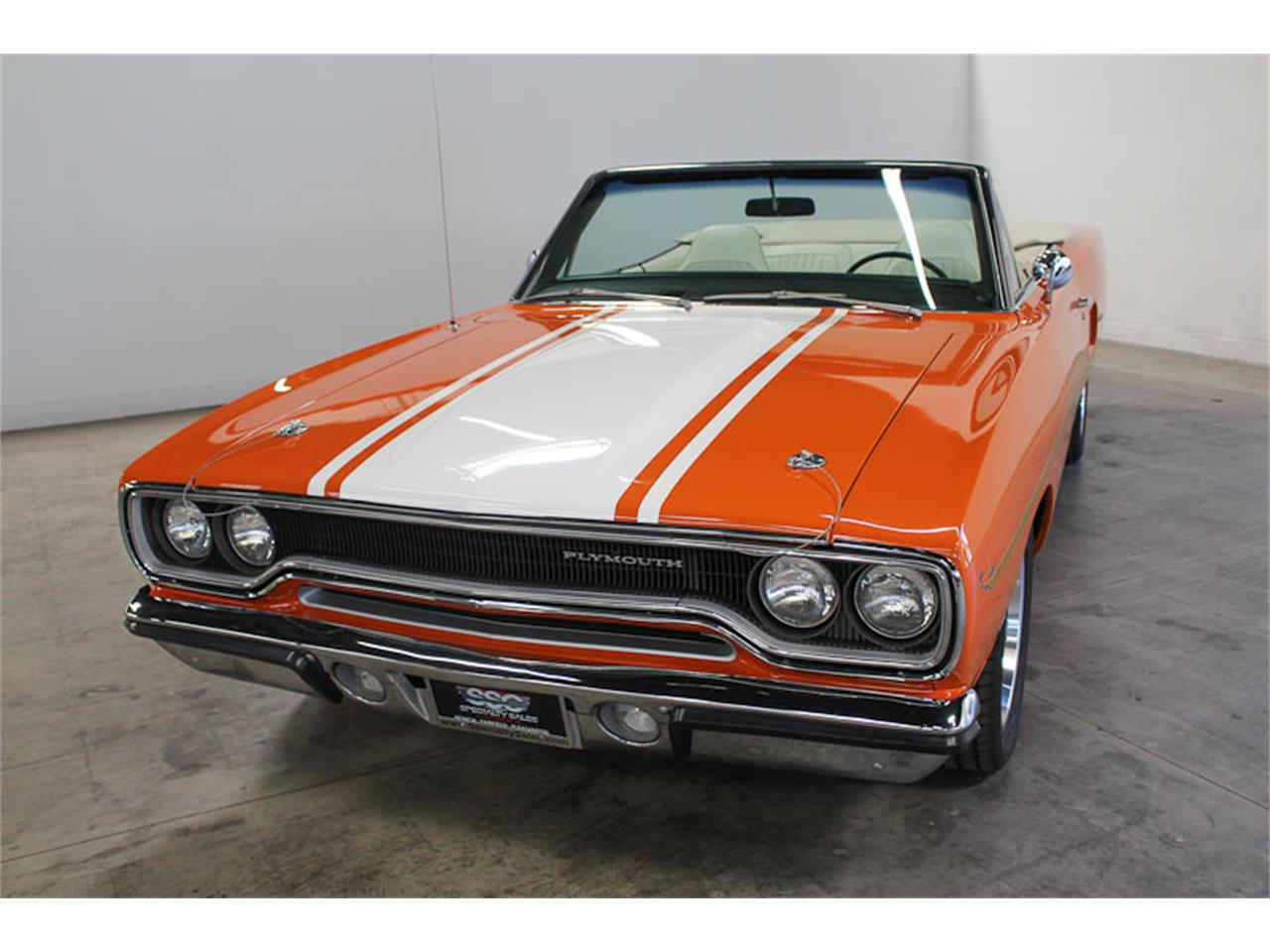 Large Picture of Classic 1970 Road Runner located in Fairfield California - LGC9