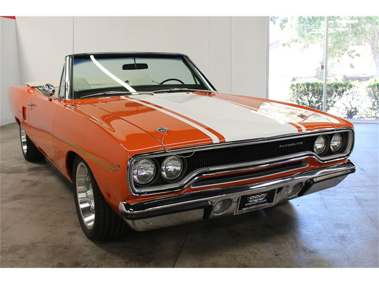 Large Picture of Classic '70 Plymouth Road Runner - $87,990.00 - LGC9