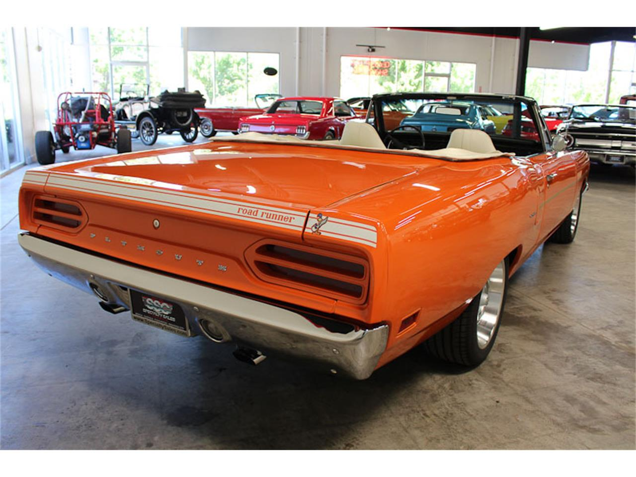 Large Picture of 1970 Plymouth Road Runner Offered by Specialty Sales Classics - LGC9