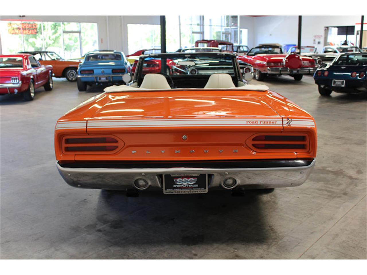 Large Picture of Classic 1970 Road Runner - $87,990.00 - LGC9