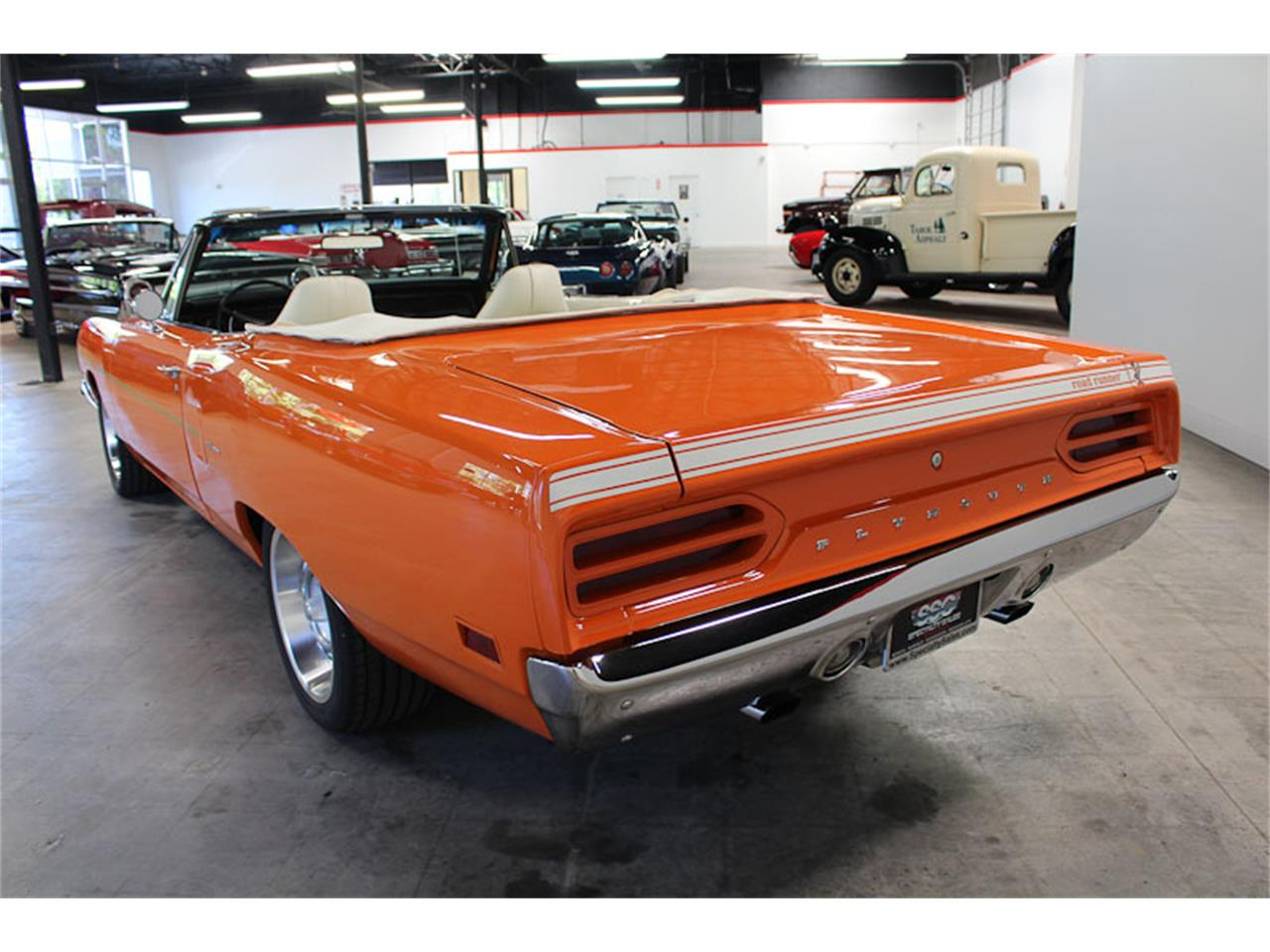 Large Picture of Classic '70 Road Runner located in Fairfield California - $87,990.00 Offered by Specialty Sales Classics - LGC9