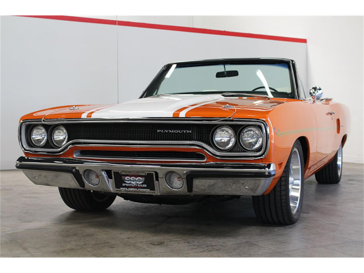 Large Picture of '70 Plymouth Road Runner located in California Offered by Specialty Sales Classics - LGC9