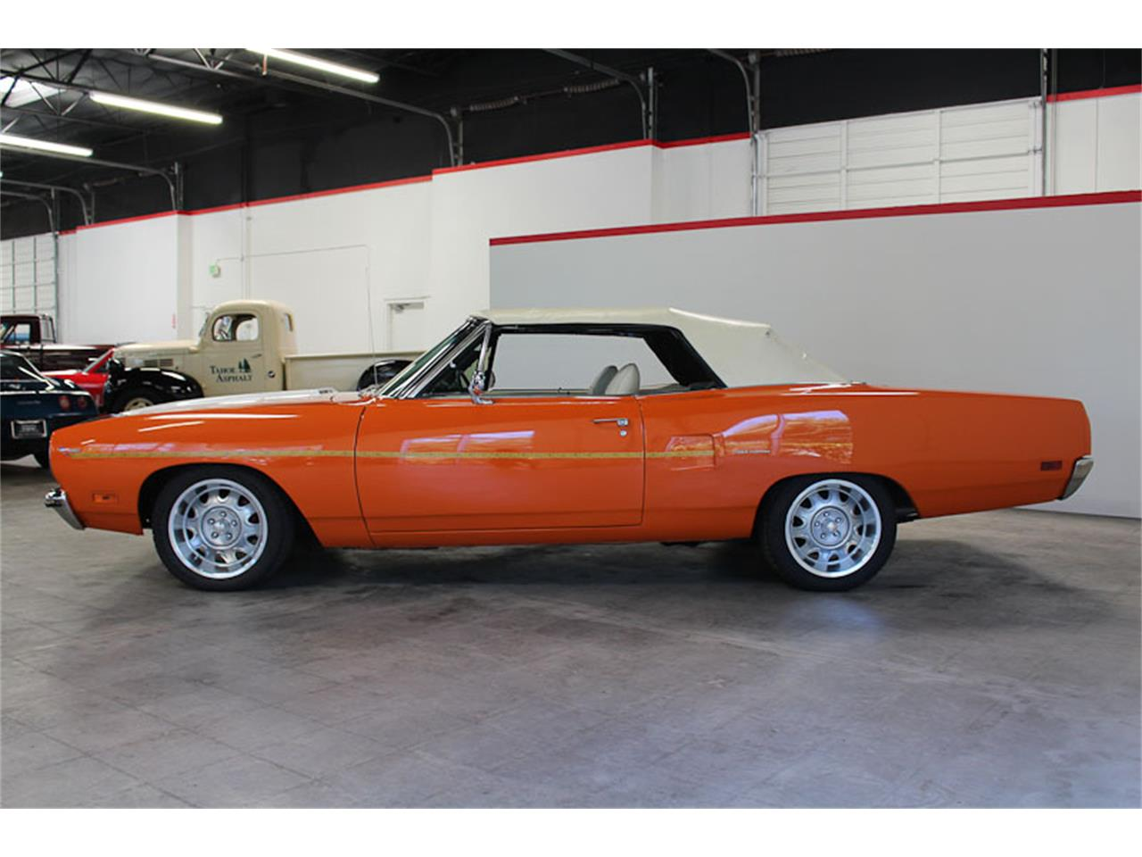 Large Picture of 1970 Plymouth Road Runner located in Fairfield California - $87,990.00 Offered by Specialty Sales Classics - LGC9