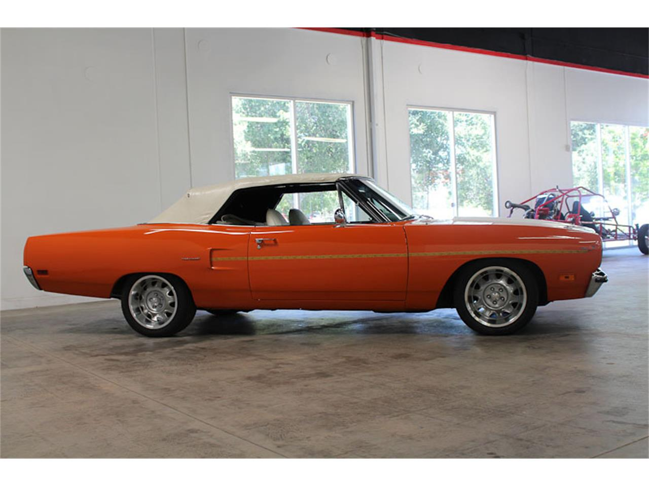 Large Picture of Classic 1970 Plymouth Road Runner located in Fairfield California Offered by Specialty Sales Classics - LGC9