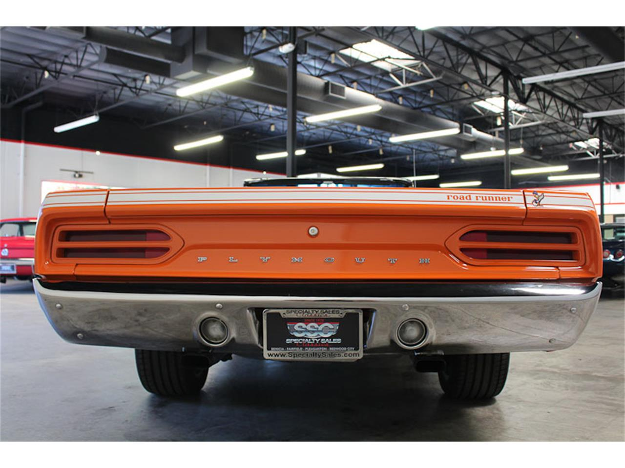 Large Picture of 1970 Road Runner - LGC9