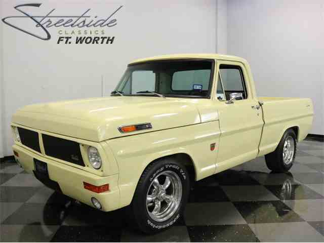 Picture of '72 F100 - LMYU