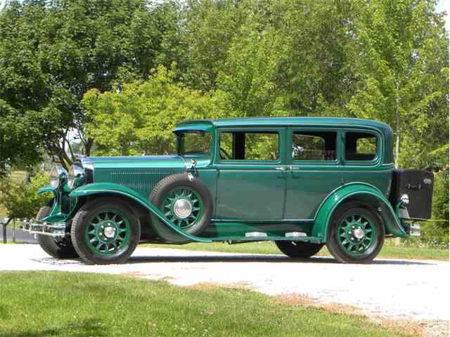 Picture of '29 Series 129 Model 57 4 Door Sedan - LMZT