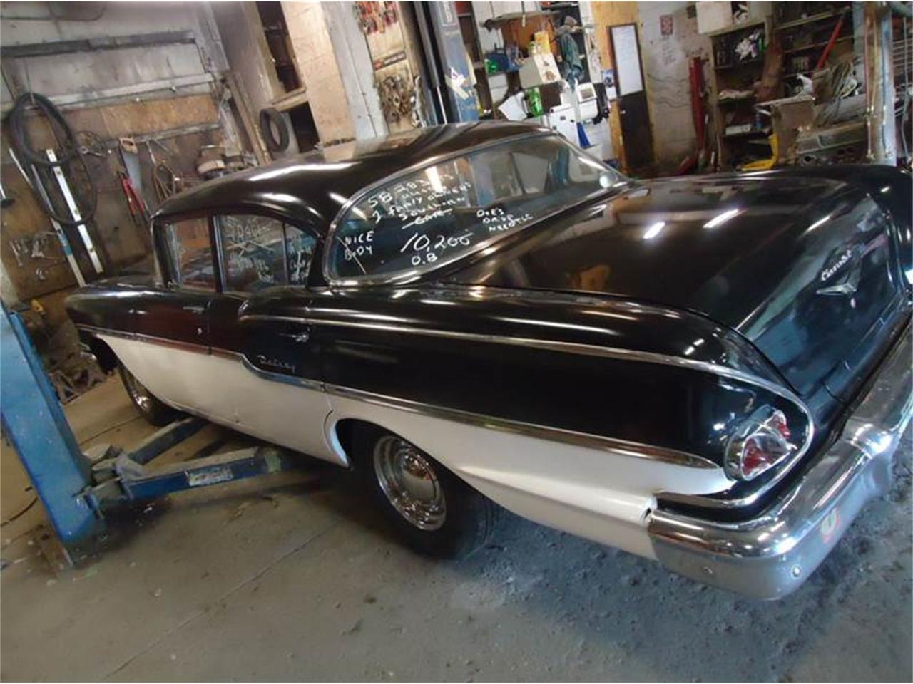 Large Picture of '58 Del Ray - LMZZ
