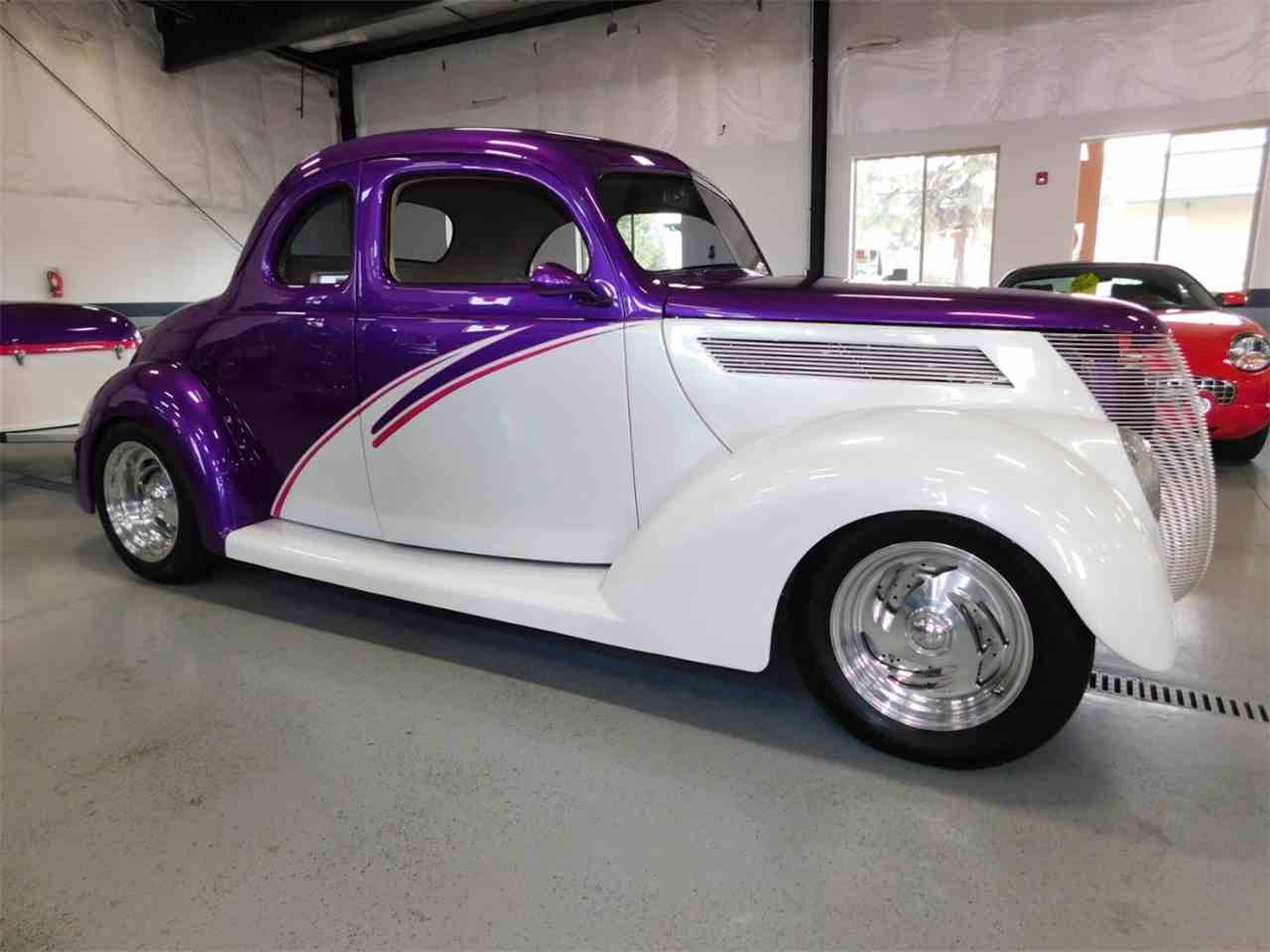 Large Picture of '37 5-Window Coupe - LN0H