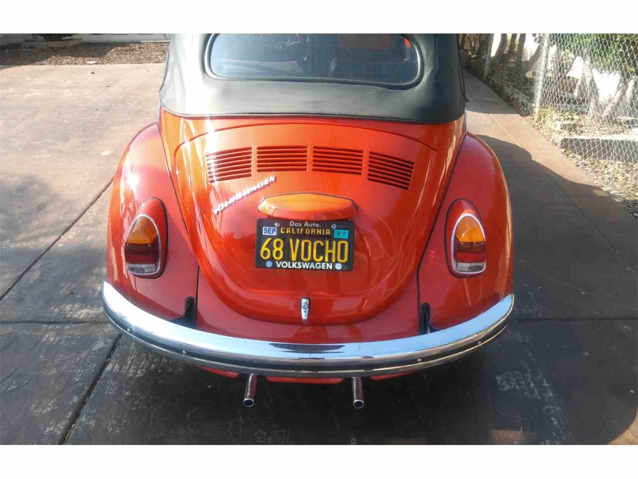 Large Picture of 1968 Beetle Offered by a Private Seller - LN2C