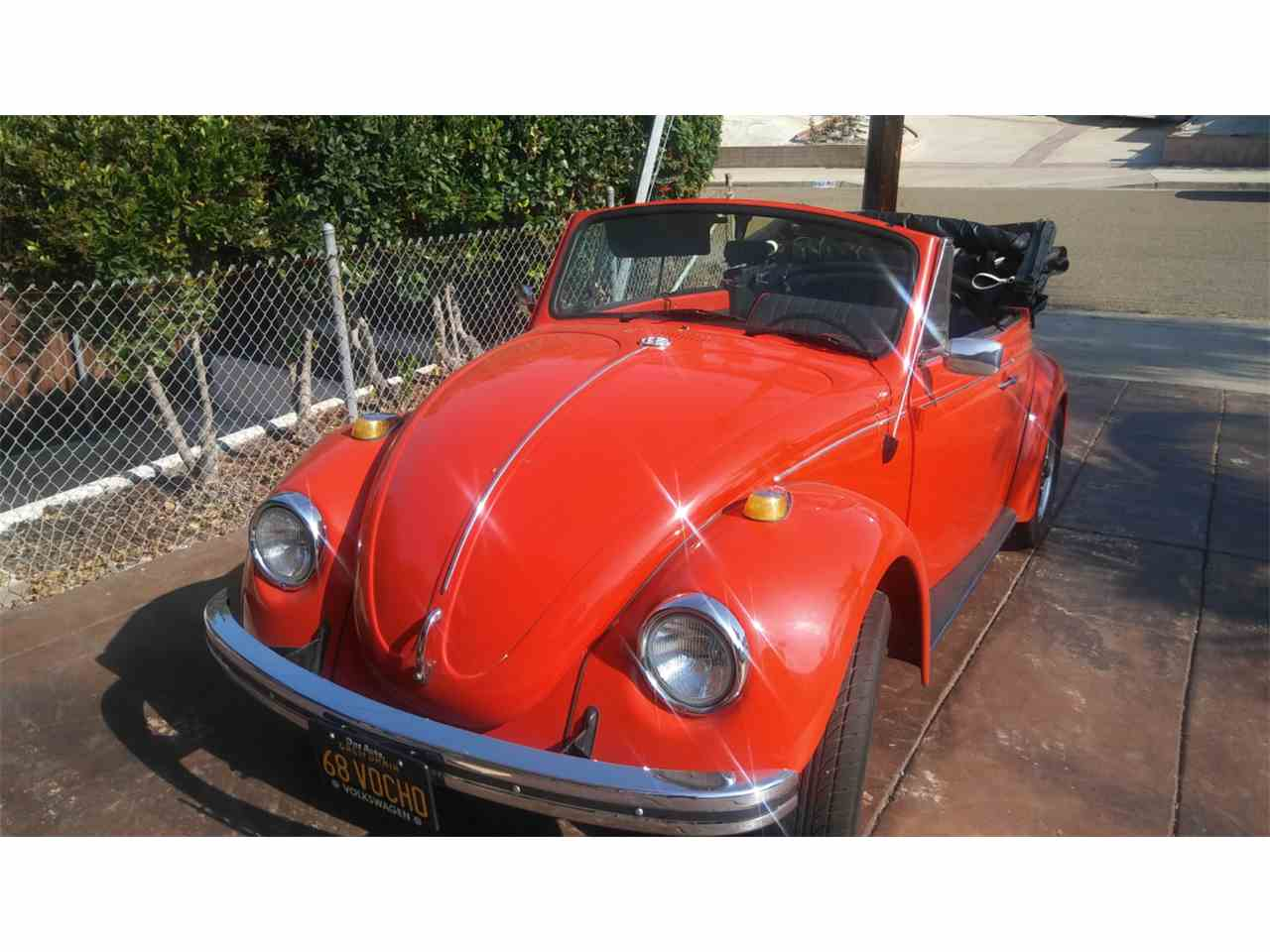 Large Picture of '68 Beetle - LN2C
