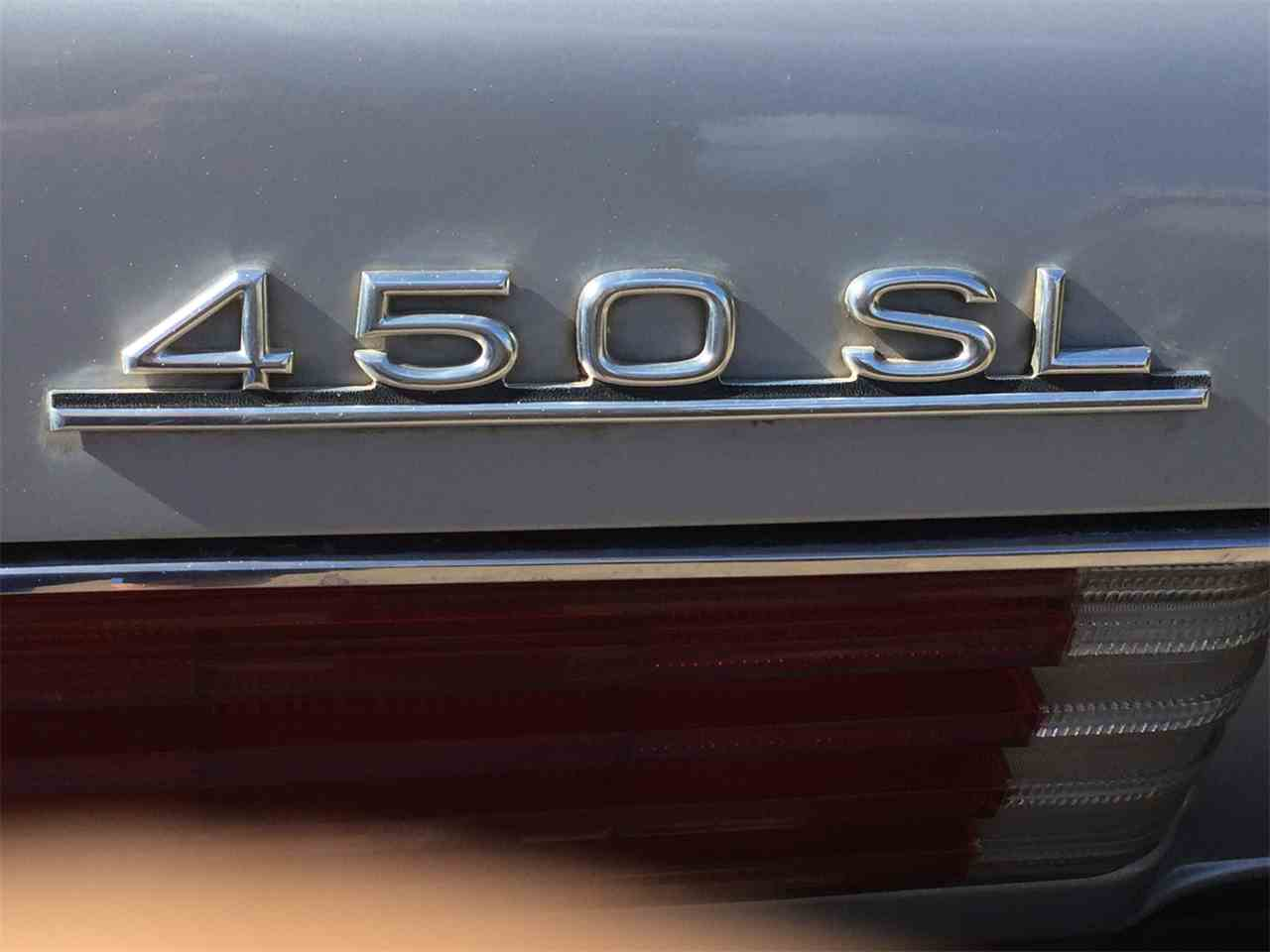 Large Picture of '78 450SL - LN2Z