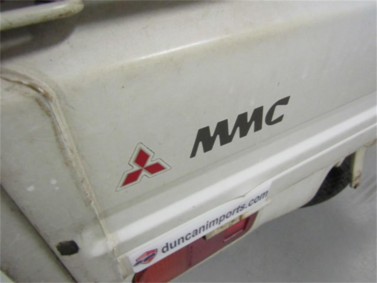 Large Picture of 1992 Mitsubishi MiniCab located in Christiansburg Virginia - LN4X